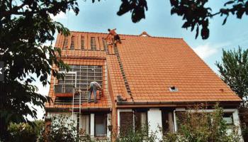 Bijna volledig klaar met nieuwe dakbedekking
