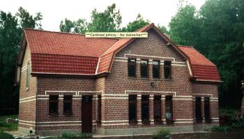 Renovatie dak in Heuvelland