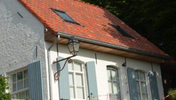 Nieuw dak en zinken dakgoten